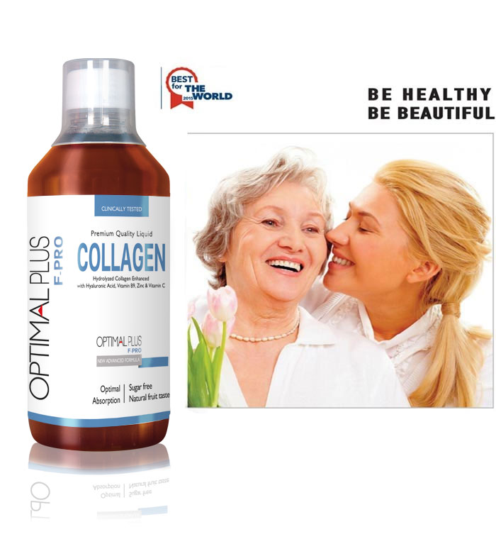 OPTIMAL® PLUS F-PRO Liquid Collagen